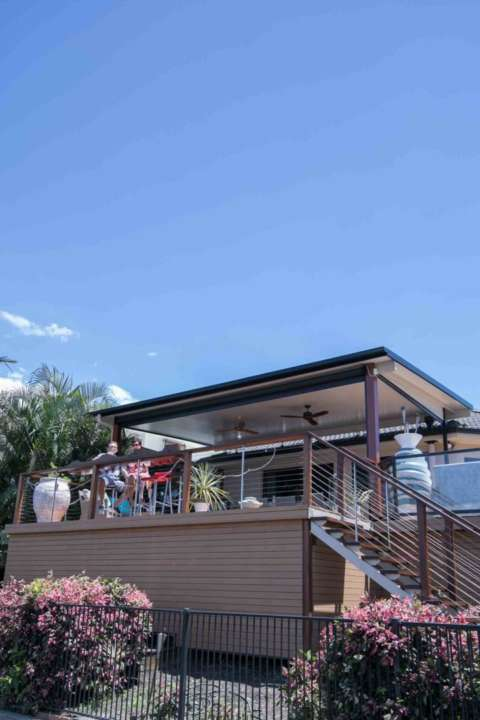 How long does it take to install a pergola or verandah - Australian Outdoor Living