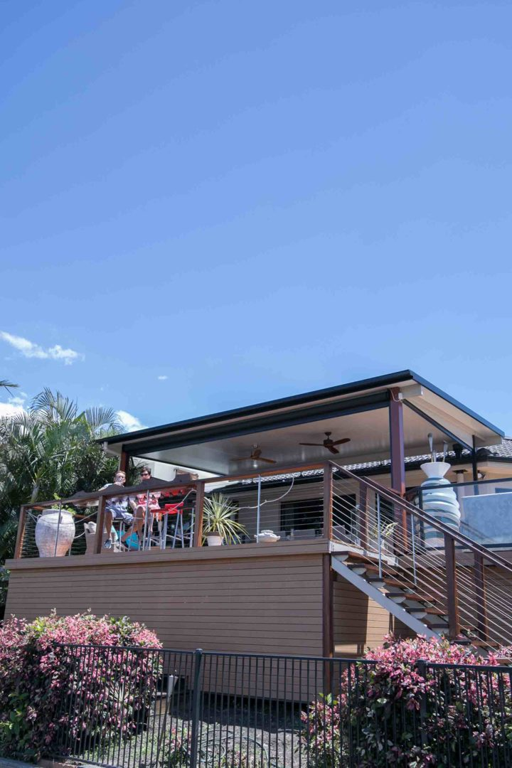 Verandah Buyer's Guide - Determine the use of the verandah, Australian Outdoor Living.