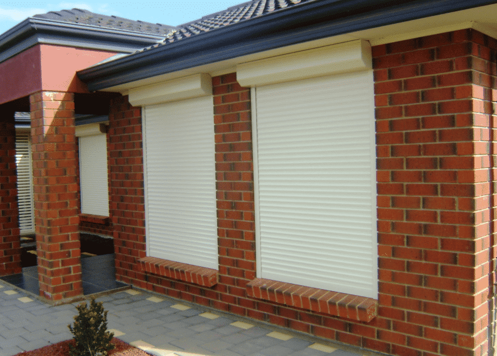 Roller Shutters - Aesthetics, Insulation & Security in One Neat Package - Added security and theft deterrence, Australian Outdoor Living.