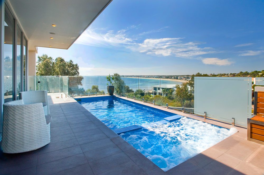 5 Concrete Pool Design Ideas You'll Love - 5 Concrete Pool You'll Love, Australian Outdoor Living.