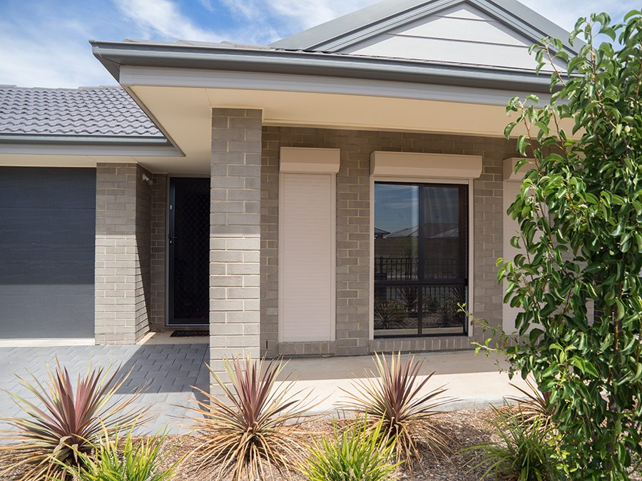 12 Home Security Tips for Locking up Your Home this Easter - Install roller shutters, Australian Outdoor Living.