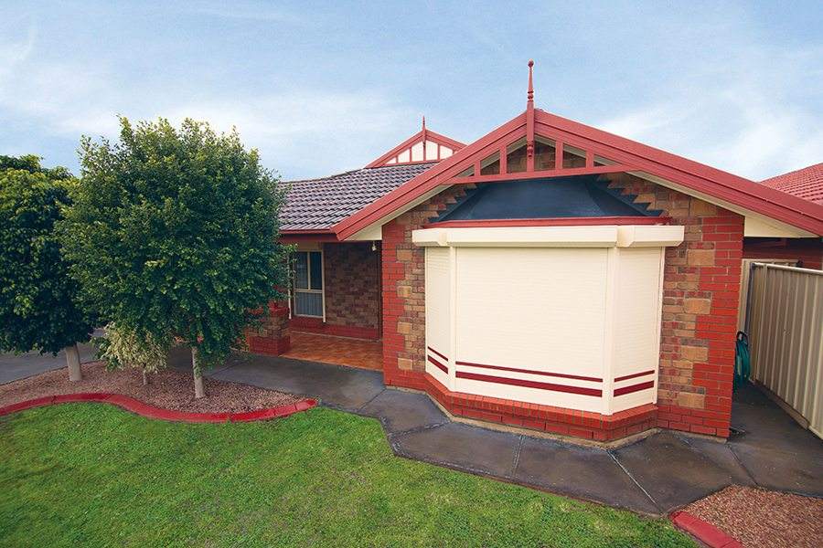 Protect your house against theft with roller shutters - How roller shutters can protect your house against theft, Australian Outdoor Living.