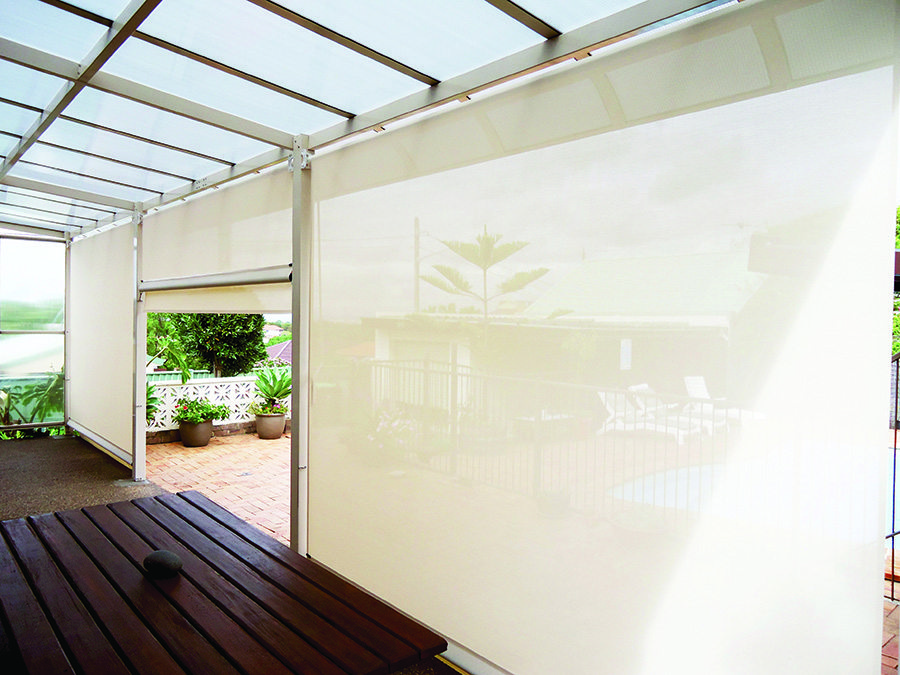 The Best Outdoor Shade Fabric for Your Blinds - Outdoor blinds that suit your needs, Australian Outdoor Living.