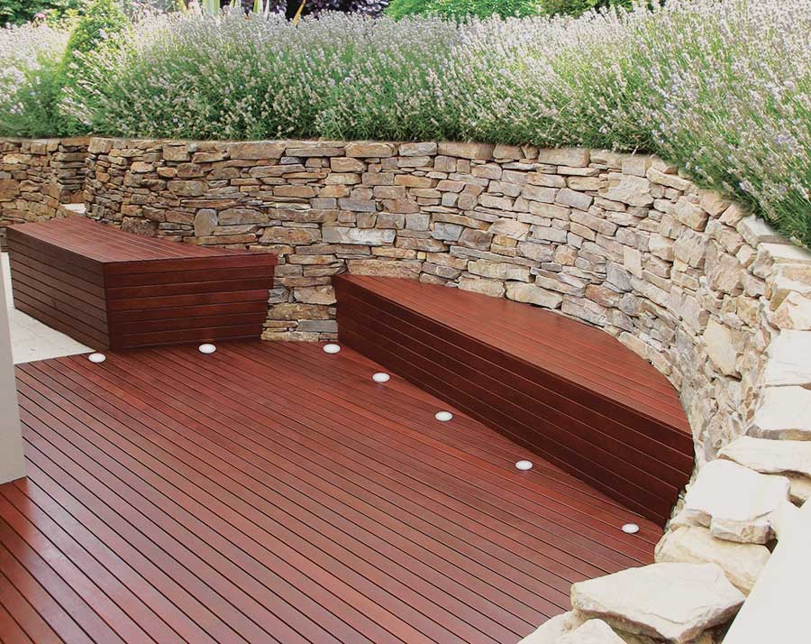 The Perfect Alternatives to Natural Grass - Timber decking, Australian Outdoor Living.