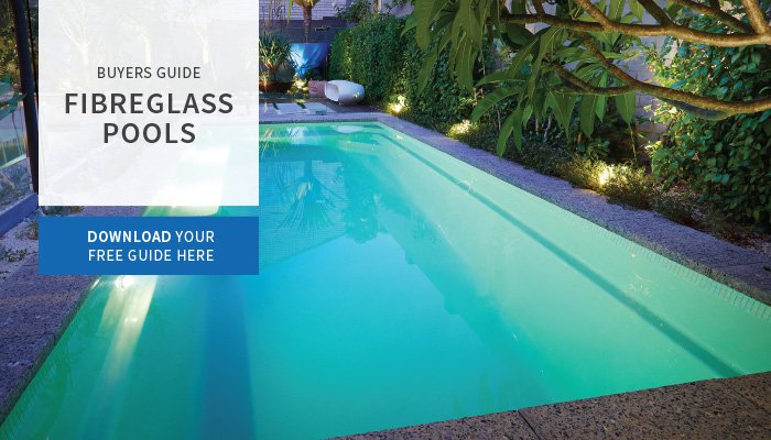 concrete pool - fibreglass pool - home pools