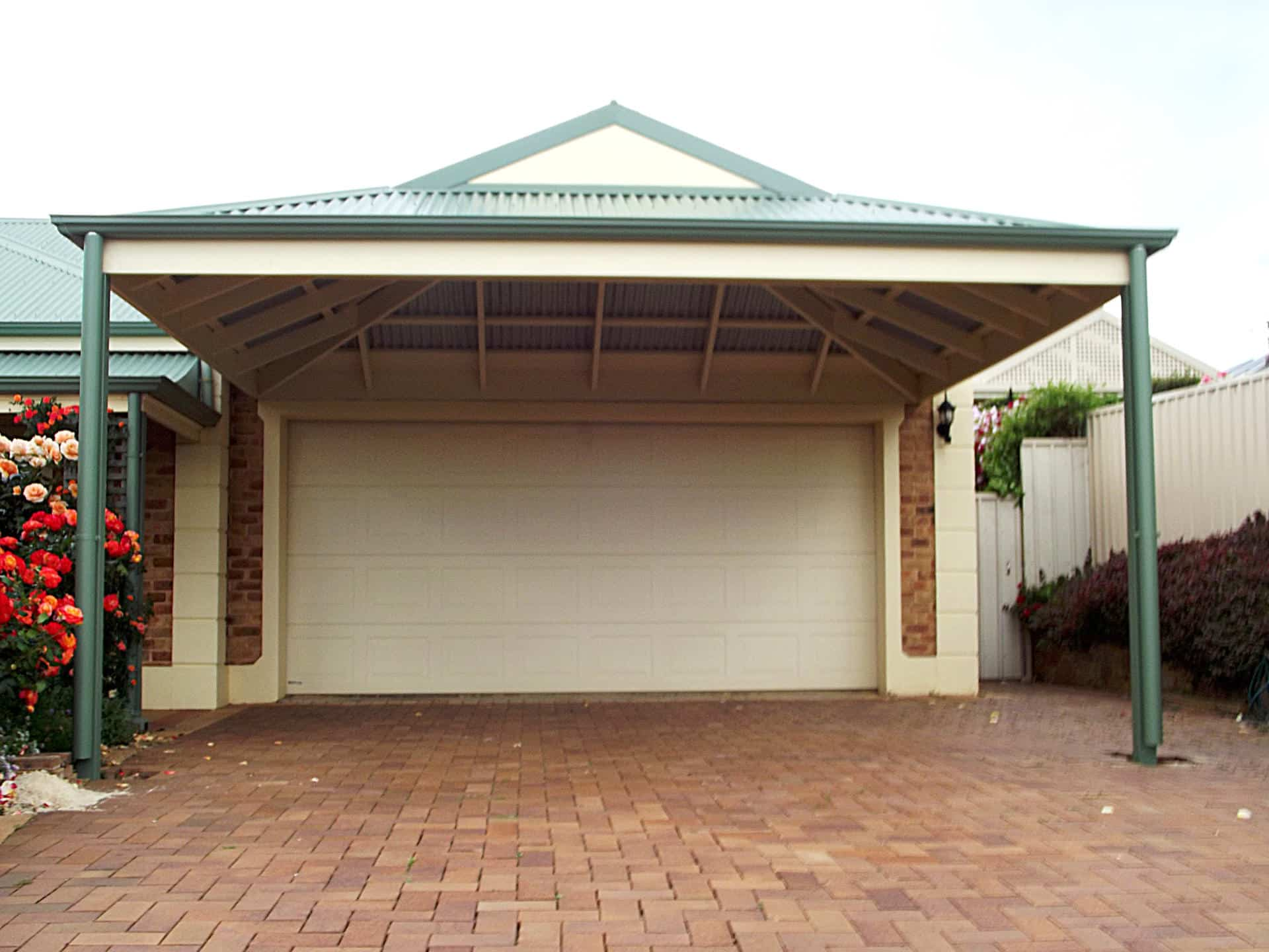 Save Water and Save Money with a Home Carport - How to save money and water with a carport, Australian Outdoor Living.