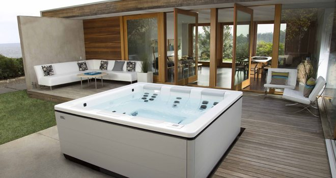 6 Things You Should Consider When Planning to Buy an Outdoor Spa - How and where will you install your spa, Australian Outdoor Living.