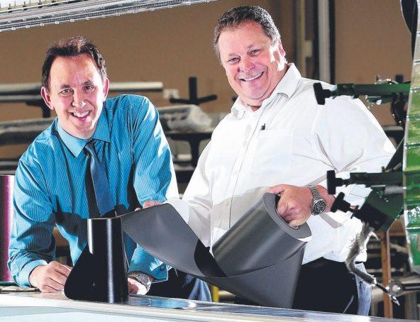 Education & Training – Career Change - Colin Kuchel & Chris Taylor, Australian Outdoor Living.