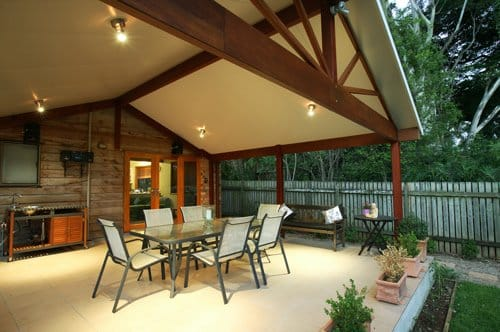 Pergola Design Ideas, Inspiration, Pictures & More - Pergolas can be modern and sleek, Australian Outdoor Living.