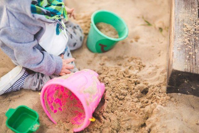 30 DIY Backyard Project Ideas - Sandpit, Australian Outdoor Living.
