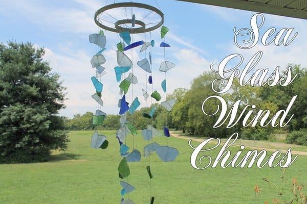 30 Backyard DIY Project Ideas - Wind Chimes, Australian Outdoor Living.