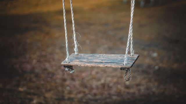 30 Backyard DIY Projects Ideas - Rustic Rope Swing, Australian Outdoor Living.