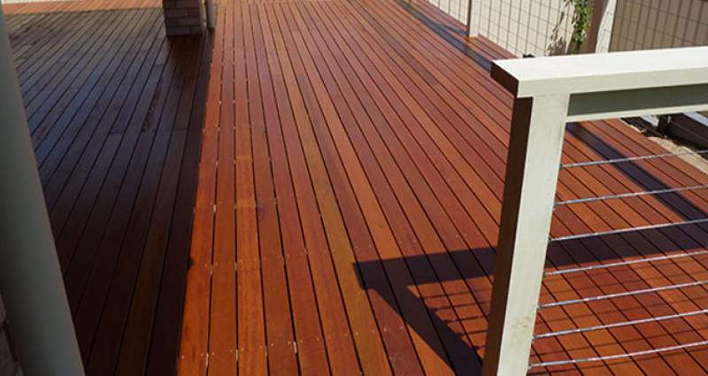 Can I Build a Timber Deck in a Bushfire Area - knowing your bushfire threat.