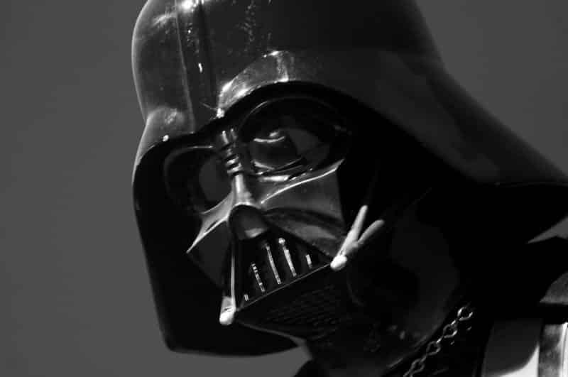 Be Hat Safe: No Hat, No Play - Darth Vader, Australian Outdoor Living.