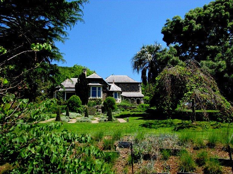Australian Garden Designs - Heronswood, Victoria.