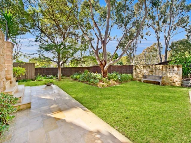 Amazing Australian Native Garden Designs - A vast expanse of lawn looks good broken up with native trees, Australian Outdoor Living.