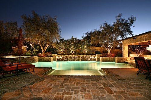 Top 6 Pool Lighting Trends for Your Backyard Pool - Multiple Lighting, Australian Outdoor Living.