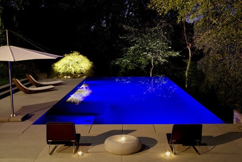 Top 6 Pool Lighting Trends for Your Backyard Pool - Accent Lighting, Australian Outdoor Living.