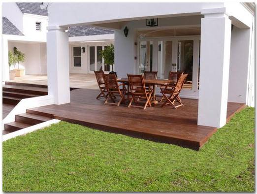 The Best Outdoor Timber Decking if You Have Kids - Bring Outdoors into the Home with timber decking, Australian Outdoor Living.