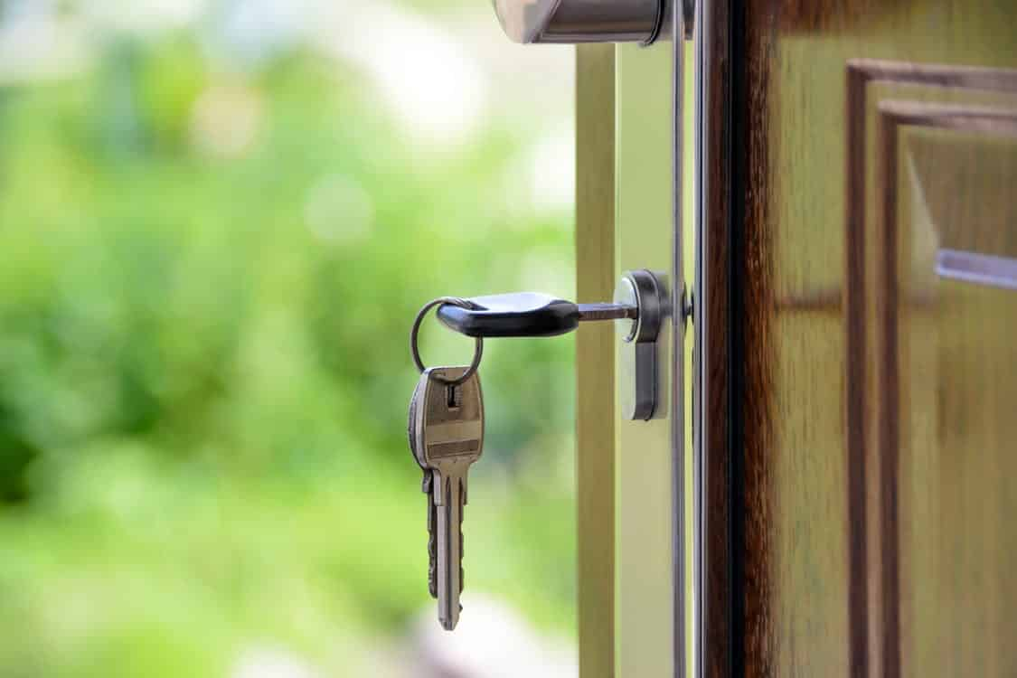 12 Home Security Tips for Locking up Your Home this Easter - Lock up, Australian Outdoor Living.