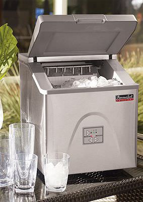 Best Outdoor Tech for Your Outdoor Entertaining Space - Portable Ice Maker, Australian Outdoor Living.