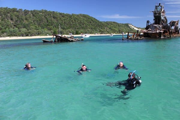 The 4 Best Outdoor Experiences in Queensland - Moreton Island, Australian Outdoor Living.