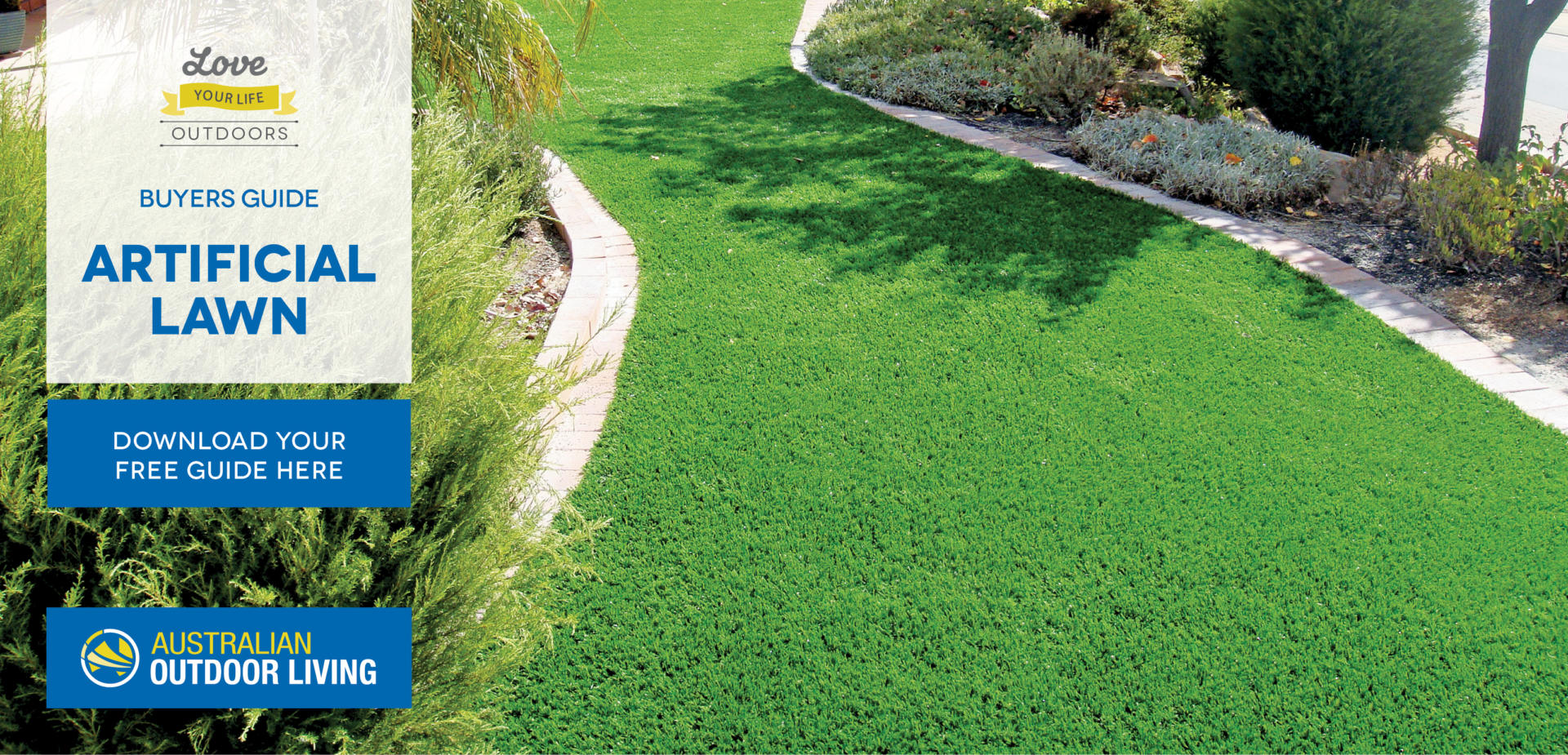 Buyers Guide - Artificial Lawn