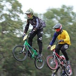 BMX Rider Matthew Tidswell