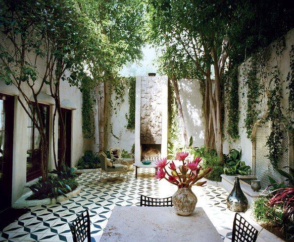 Garden Tiles Vogue