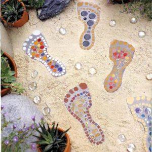 Mosaic Footprints