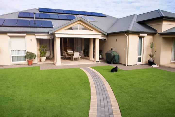 How long does it take to install artificial lawn - Australian Outdoor Living