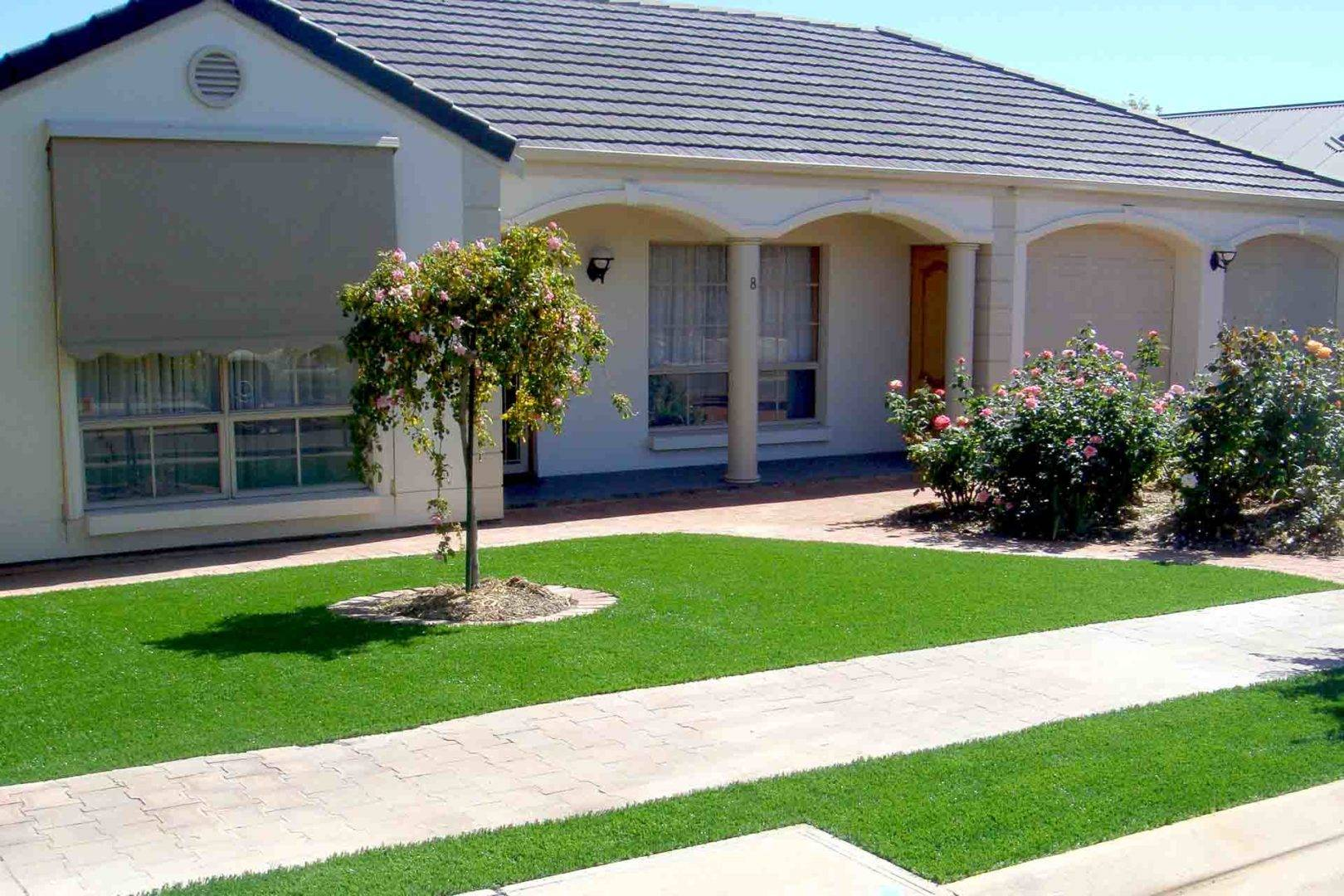 Artificial Grass Lawns, A good choice - The low maintenance alternative, Australian Outdoor Living.