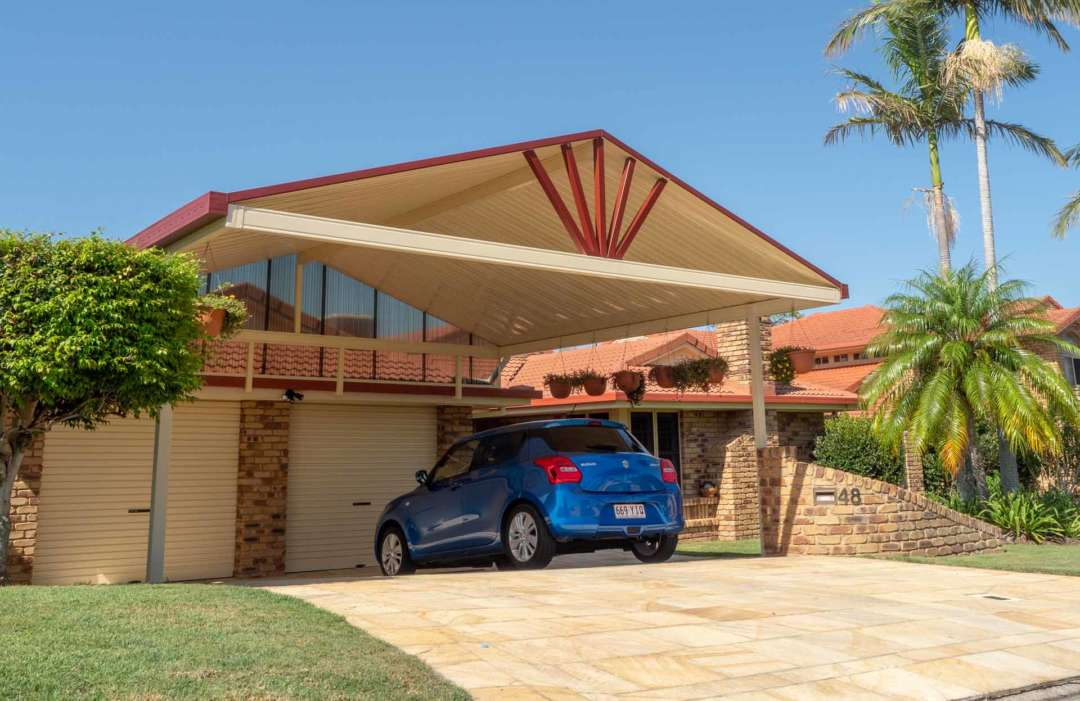 How does a carport make my home more appealing - Make your home more appealing with a carport from Australian Outdoor Living, Australian Outdoor Living.