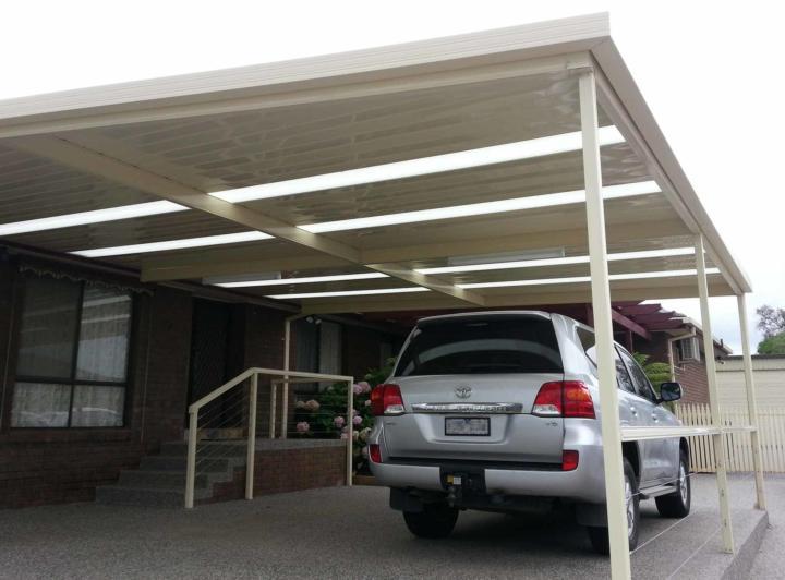 How big can my carport be - Australian Outdoor Living