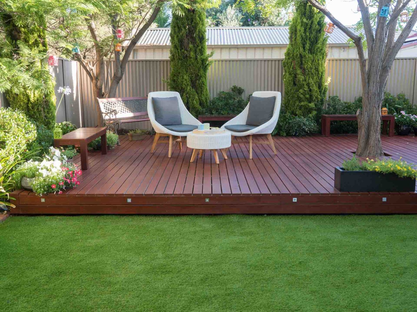 Artificial Grass Lawns - A Good Choice - Why choose Artificial Grass, Australian Outdoor Living.
