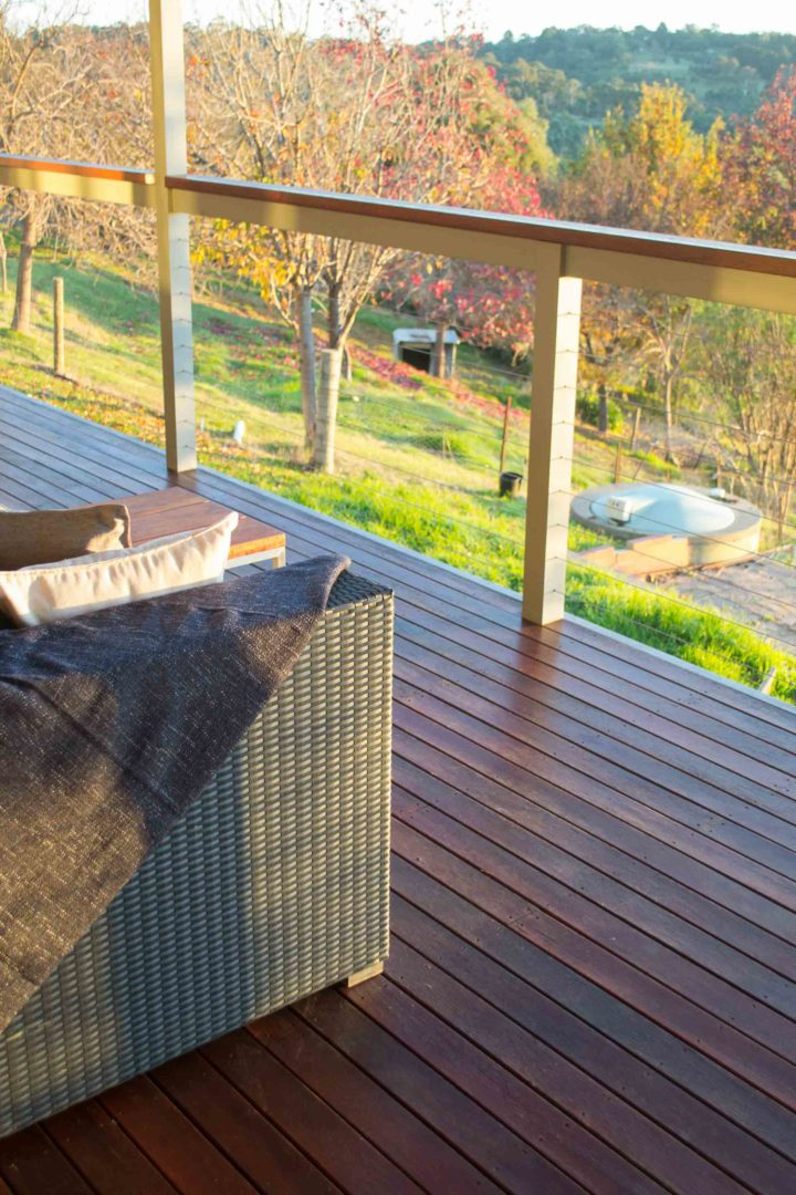 How much does a timber deck costs - All our timber is sourced from managed forests, Australian Outdoor Living.