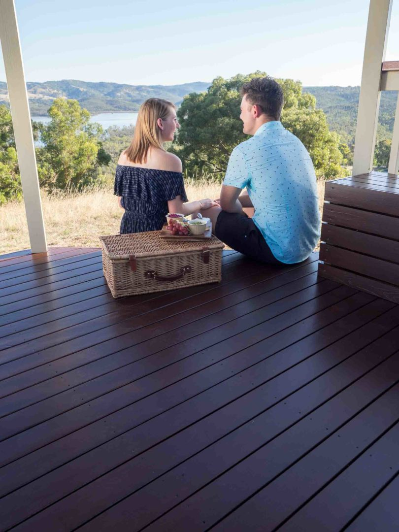 Five benefits of installing a timber deck - Timber decking is becoming more popular every year, largely because it has the potential to add an extra element to an outdoor entertaining area, Australian Outdoor Living.