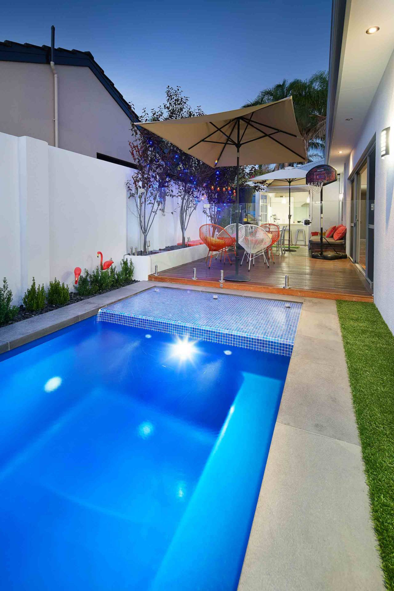 Fibreglass Pools Adelaide Australian Outdoor Living