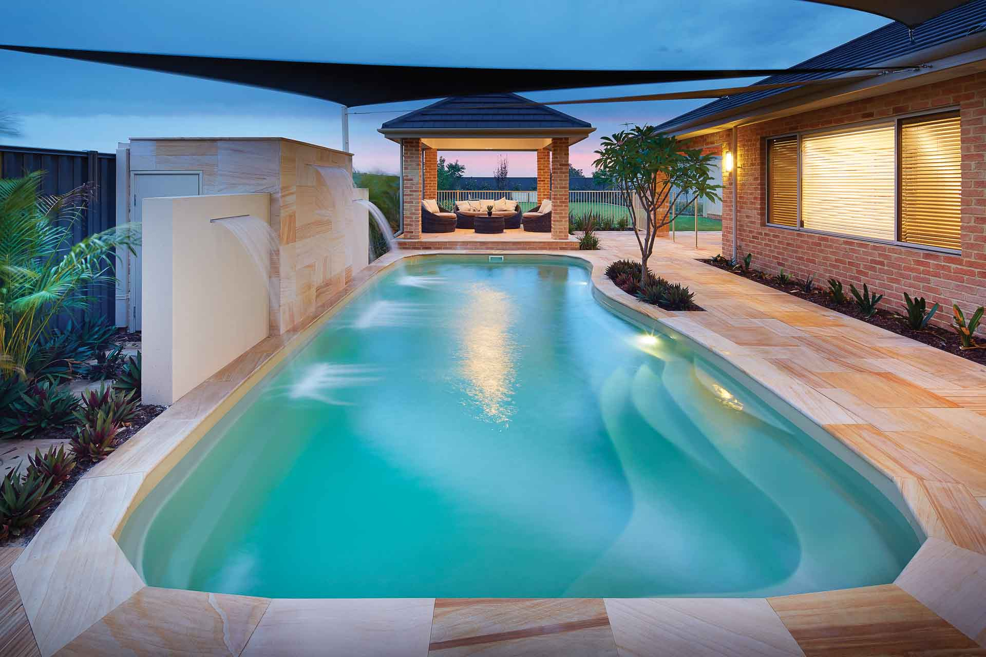 Fibreglass Pool Adelaide - Looking for a fibreglass pool installation for your home? Get a free measure and quote in Adelaide.