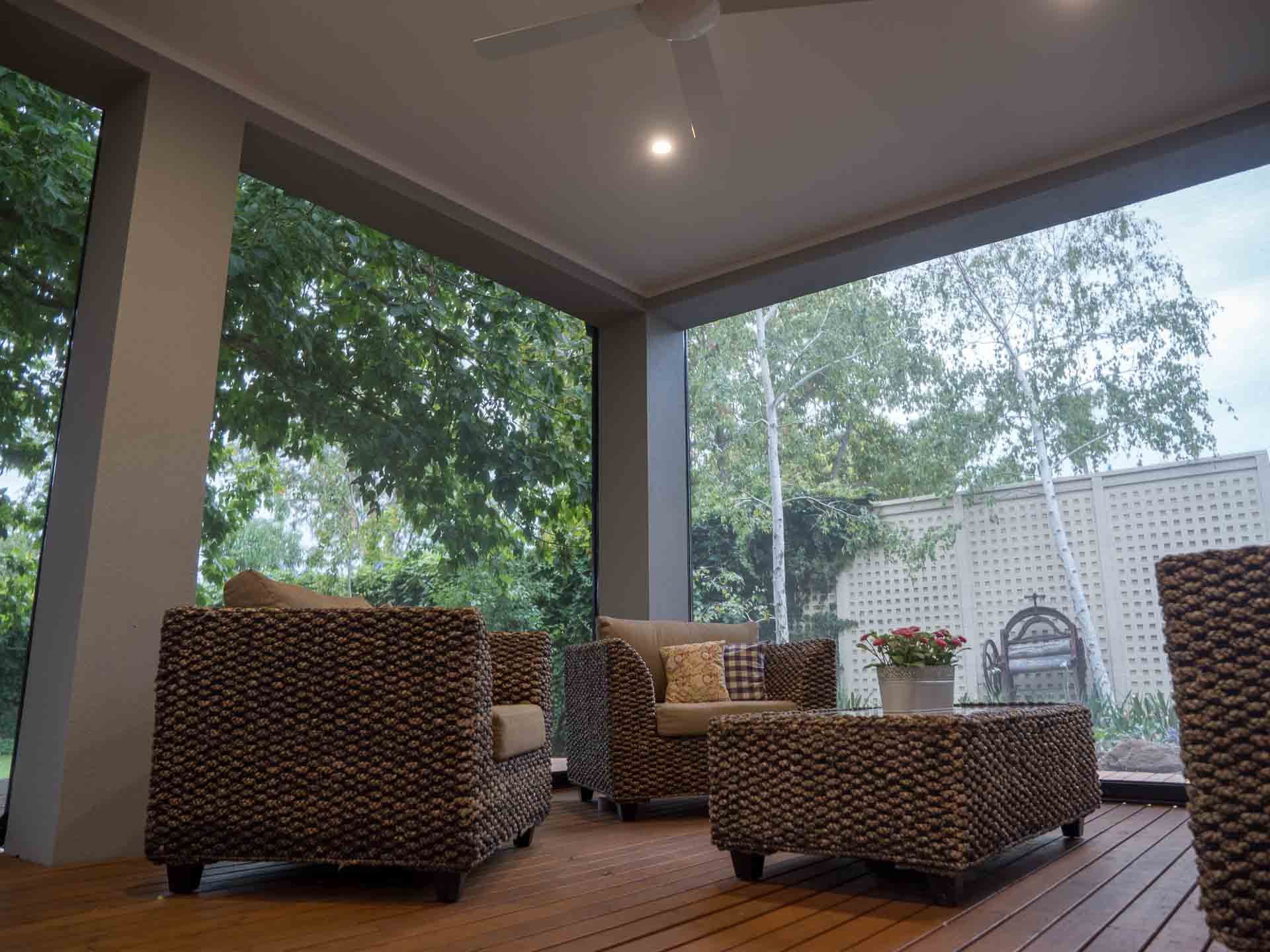 Retractable Outdoor Blinds Australian Outdoor Living