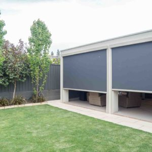 Australian Made Outdoor Blinds For Exterior Patio, Pergola or Cafe
