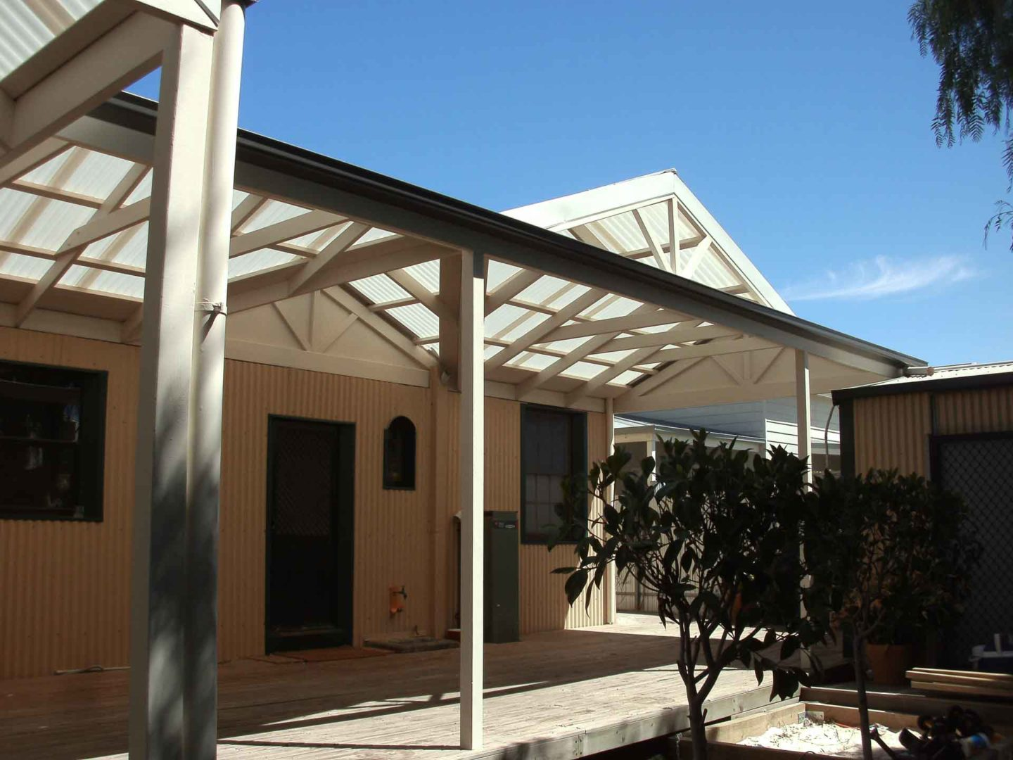 Get ready for summer with a pergola, verandah or patio from Australian Outdoor Living - The Gable range, Australian Outdoor Living.