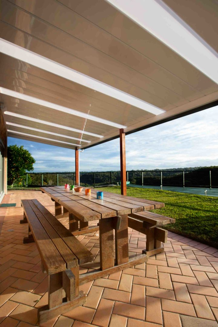Get ready for summer with a pergola, verandah or patio from Australian Outdoor Living - The Flat range, Australian Outdoor Living.