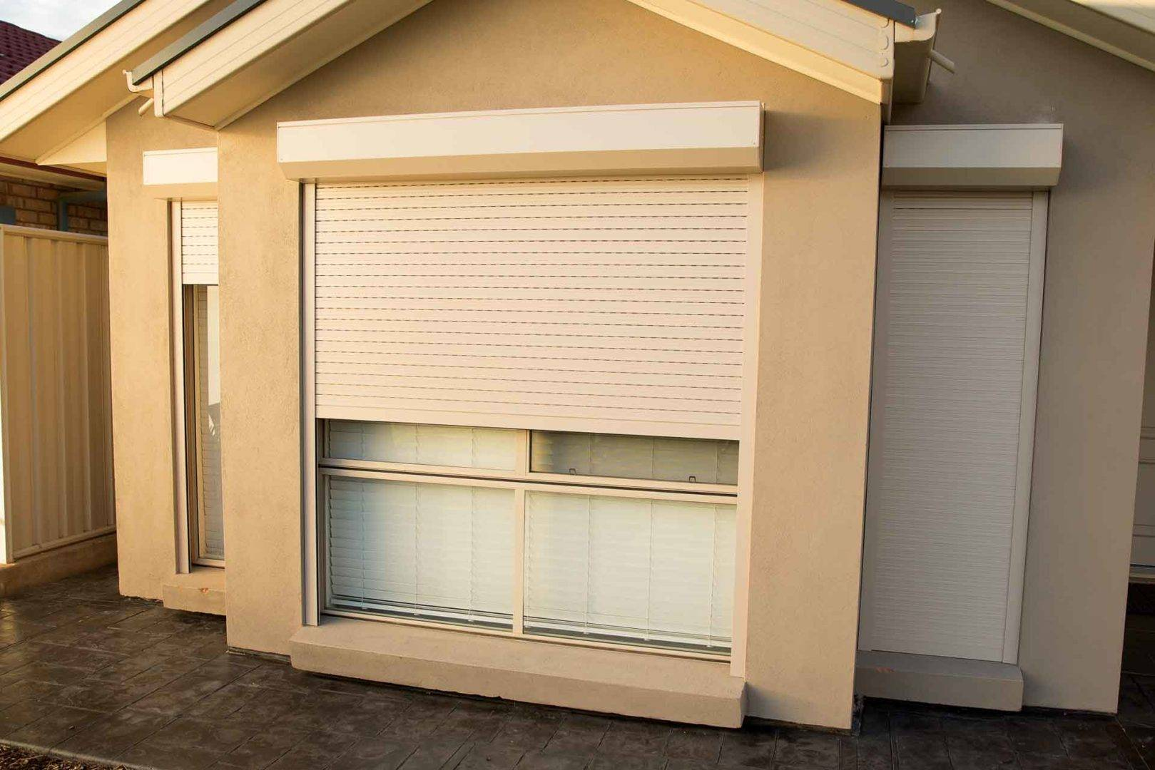 Why should I invest more on a quality set of roller shutters - Australian Outdoor Living's roller shutters have great insulation benefits, Australian Outdoor Living.
