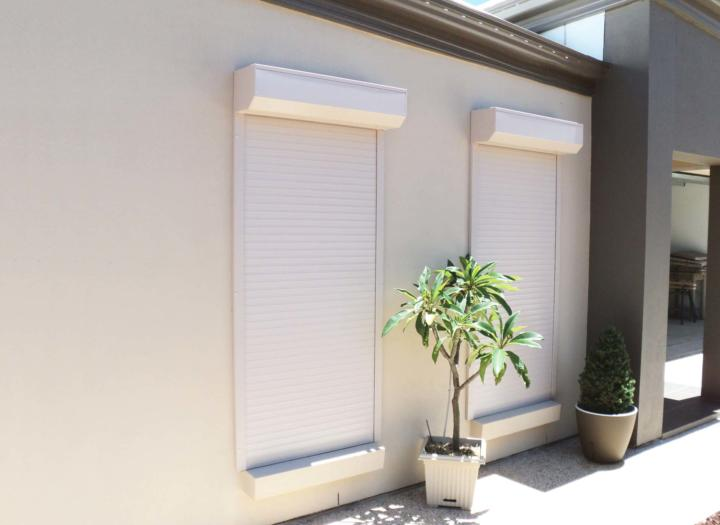 How do roller shutters insulate - Roller shutters are perfect for insulation, Australian Outdoor Living.