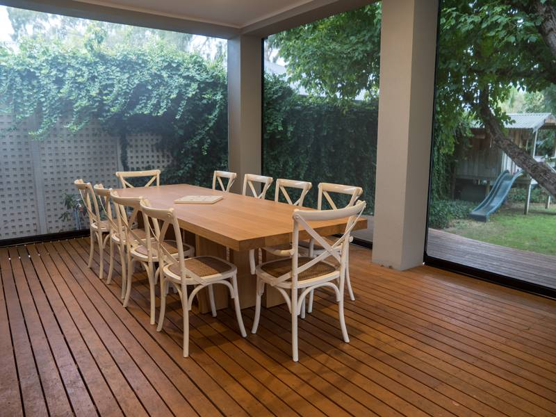 Coldest Winter? Time for All Weather Outdoor Blinds - Don't let this years winter stop you cold, Australian Outdoor Living.