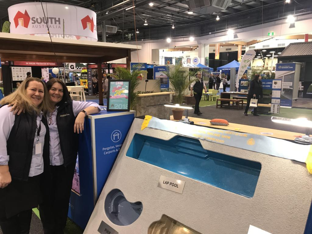 AOL wins big at Royal Show - Get down to the show and check out the stand from Australian Outdoor Living, Australian Outdoor Living.