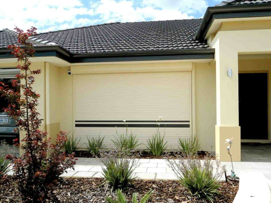 How roller shutters can increase the value of your home - Improve the look and style of your home, Australian Outdoor Living.
