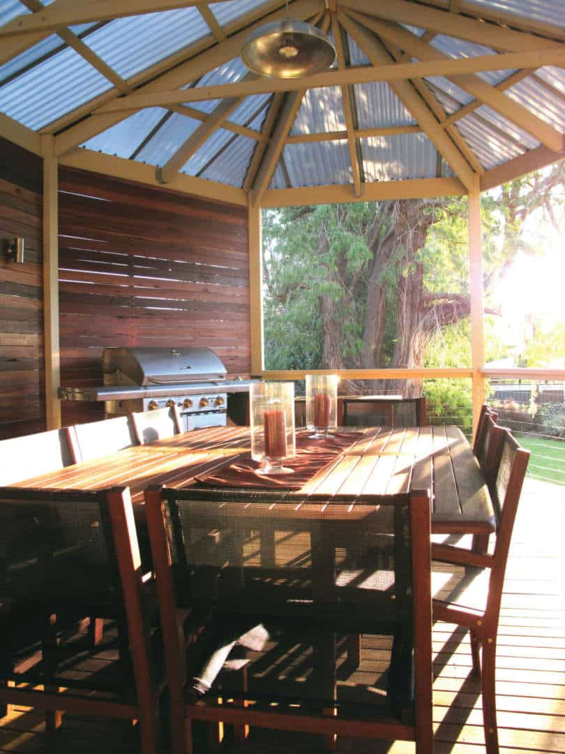What is the difference between a patio, a pergola and a verandah - What is a Patio, Australian Outdoor Living.