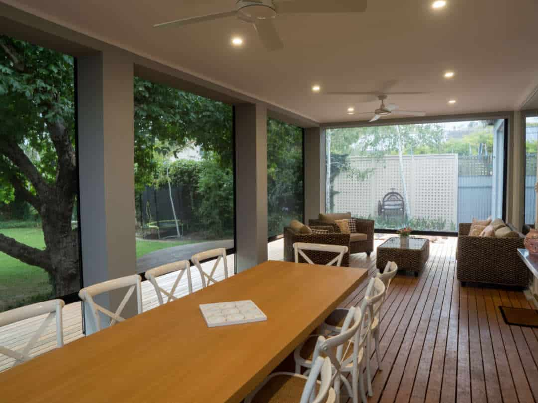 How to winter proof your Verandah - Winter proof your Verandah and make the most of spending time outdoors this winter, Australian Outdoor Living.